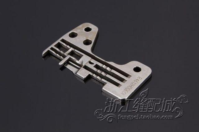 Voor JUKI 2543 R4612-HOD-E01 overlock naaimachine zak naaimachine naald plaat R4612-HOD-E01