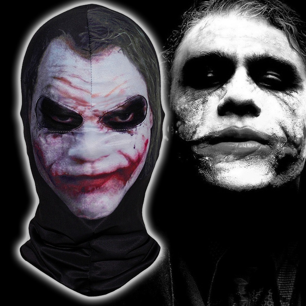Popular Jester Halloween Mask-Buy Cheap Jester Halloween Mask lots ...