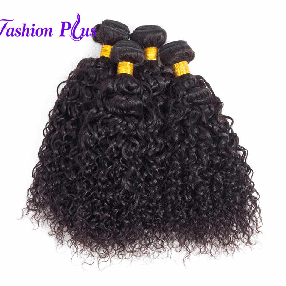 Mongolian Kinky Curly Hair Bundles Remy Human Hair Extensions Nature Color Hair Weave Bundles Can Buy 3/4 Pieces