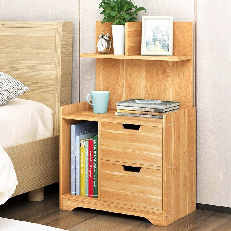Simple Modern Bedside Table Multifunction Mini Bedroom Storage Cabinet  Economic Type Bedside Storage Locker Home Furniture In Nightstands From  Furniture On ...