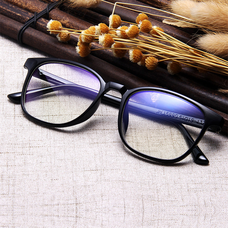 DesolDelos Transparent Glasses Frames Men Women Fake Glasses Vintage Optical Myopia Eyeglasses Frames Ladies Retro Eyewear in Men 39 s Eyewear Frames from Apparel Accessories