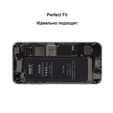 iphone 5 5G battery real capacity 1440mAh stable 3.8V 5.45Wh