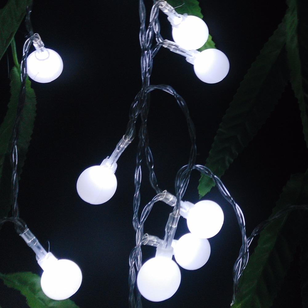 led string light cherry ball led light 5M 50led decoration light for homepartywedding (4)
