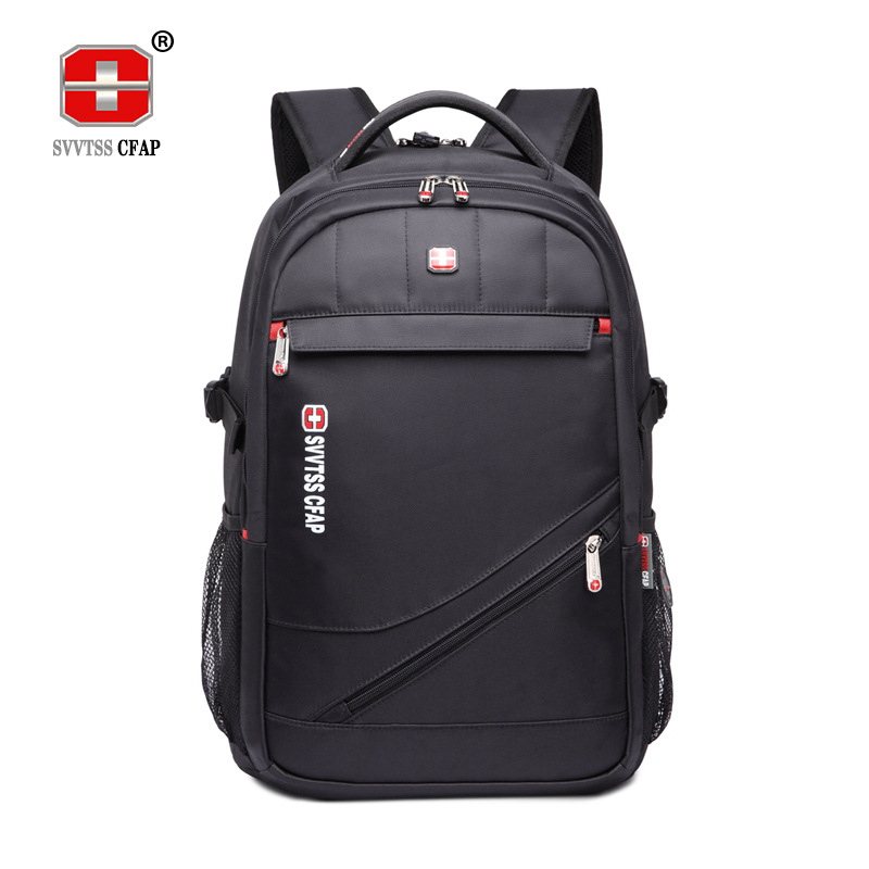 Backpack Laptop 15.6 Inch Notebook Computer Backpack Men Large Capacity Casual Unisex Nylon Women Back Bag Male men 15 inch laptop business bag outdoor travel hiking backpack large capacity school daypack for tablet pc notebook computer