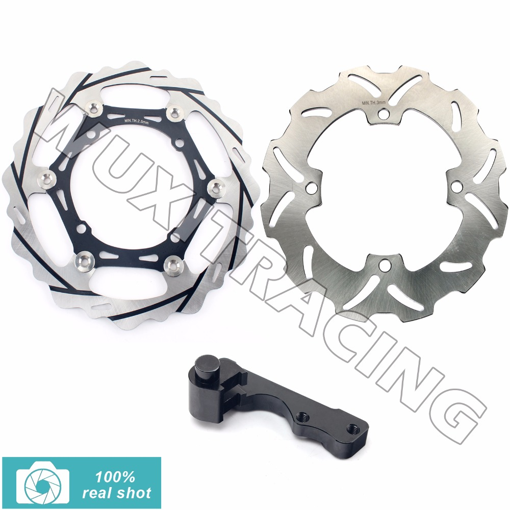 Oversize 270MM Front Rear Brake Disc Rotor Bracket Adaptor for SUZUKI RMZ 250 450 RMZ 250 2007-15 RMZ 450 05-15 RMX 450 10 11 12 rp sma female to y type 2x ip 9 ms156 male splitter combiner cable pigtail rg316 one sma point 2 ms156 connector for lte yota