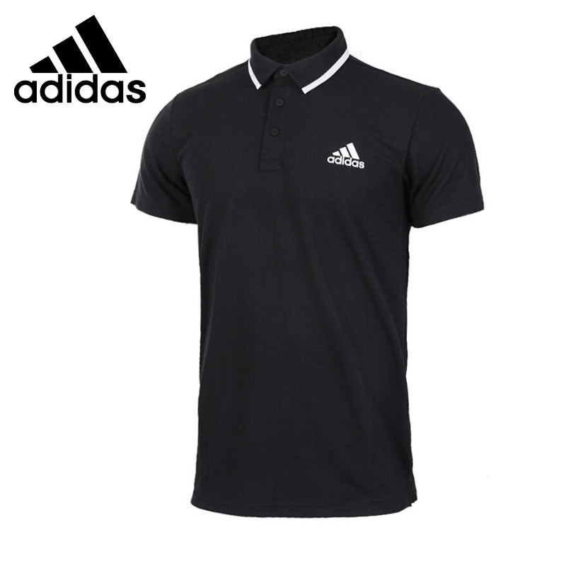 Original New Arrival 2017 Adidas  Men's POLO shirt short sleeve Sportswear adidas original new arrival official neo women s knitted pants breathable elatstic waist sportswear bs4904