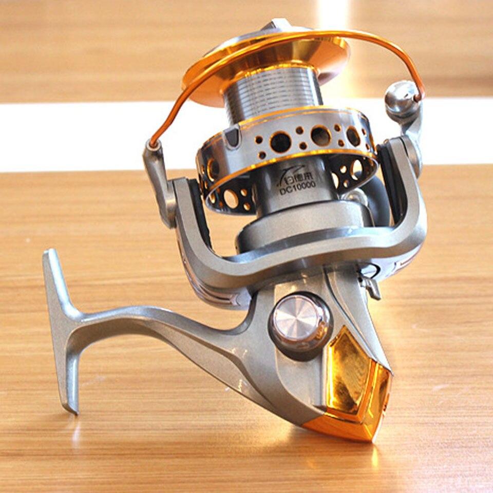 9000/10000 size Jigging trolling long shot casting for carp and salt water surf spinning big sea fishing reel