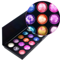 UOCBBY Brand Long Lasting 21 Colors Eyeshadow Palettes Silky Radiant Powder Professional Make Up Pallete Product
