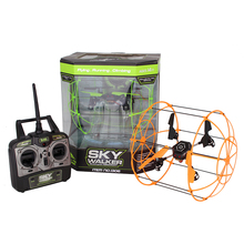 HeLIC MaX 1306 RC Drone Climbing Wall Quadcopter Children'S Toys Helicopter Toy Remote Control Aircraft Quadrocopter Toys