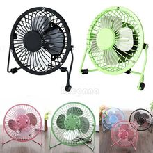 Portable 6-Inch USB Cooling Fan Small 4 Blades Desk USB Cooler Super Mute Silent Mini Car USB Fan For PC / Laptop / Notebook 4 inch mini usb fan cooler cooling mini desk fan portable fan super mute coolerfor notebook laptop computer with key switch