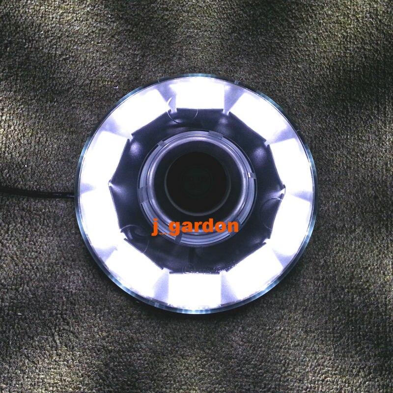 VSLED 10 LED Police Fire Mini Green Lightbar Emergency
