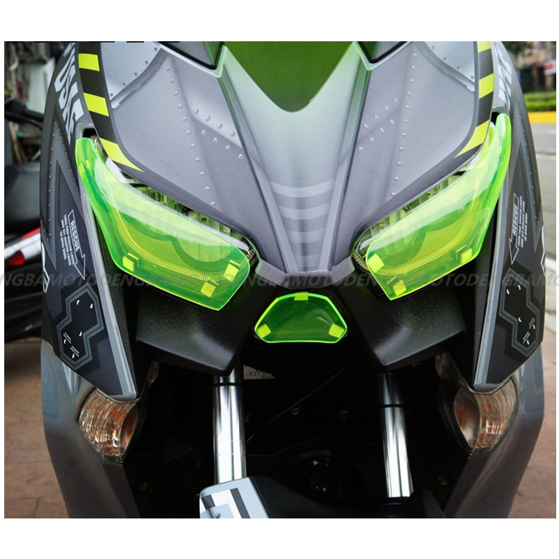For Yamaha XMAX250 XMAX300 Xmax 250 300 2017 2018 High Quality Headlight Protector Cover Screen Lens