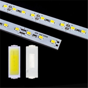 Image 3 - Ha condotto la luce di Striscia TXG 100pcs * 100 Centimetri Super Luminoso SMD 5630 5730 Disco Rigido Bar luce DC12V 72 led Per Cabinet