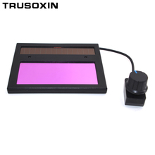 Cheap Manufacture selling outside control shading area solar auto darkening welding filter for mask and welder  helmet