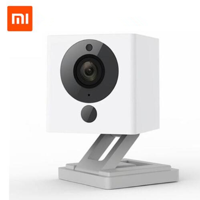 New Xiaomi Xiaofang 1080P Camera Portable IP Smart Mini Camera Night Vision 8X Digital Zoom App Control CCTV Security Camera