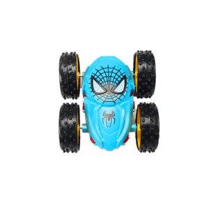 Image 4 - Jouet pour enfants, camion à benne Double face à inertie, jouet à rabat à 360 degrés, cadeau danniversaire, nouveau produit, 1 pièce