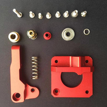 Upgraded MK10 Extruder  J-head Hotend Kit CR10S Ender-3 3 Pro 3D PRINTER Hot End Filament 1.75MM Nozzel Printer Parts