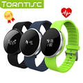 Torntisc Translucent Mirror Smart Bracelet UW1S Blood Pressure Heart Rate Monitor Smart Band for Android 4.3 IOS 7.0 or above