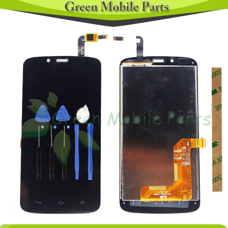 imágenes para Pantalla LCD Para Huawei Honor Acebo 3G Honor 3C Juego Hol-U19 Hol-T00 HOL-U10 HOL U19 LCD Ensamblaje de la Pantalla Táctil Con herramientas