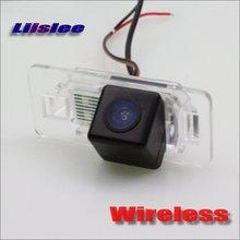 Liislee Беспроводной Парковка сзади Камера для BMW X1 E84 X3 E83/Реверс Резервное копирование Камера/HD Ночное видение /легко Установка