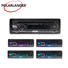 12 V Auto Radio Player Bluetooth Stereo FM MP3 Audio 5V-Charger USB di DEVIAZIONE STANDARD MMC AUX Auto Elettronica In-Dash autoradio 1 DIN NESSUN CD