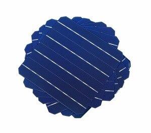 Image 5 - Kit 20 Pz Monocrystall Celle Solari Pannello Solare FAI DA TE 6x6 Con 20 M Tabulazione Filo 2 M Sbarre Penna Flusso filo e 1 Pz