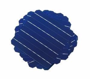 Image 5 - Kit de Panel Solar DIY 20 piezas celda Solar monocristalina 6x6 con cable de tabulación de 20 M, cable de barra colectora de 2M y 1 Uds Lápiz de soldadura