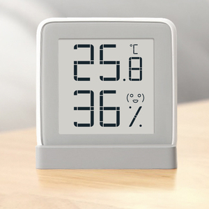 Image 2 - 100% Youpin MiaoMiaoCe e link encre écran affichage numérique humidimètre haute précision thermomètre température humidité capteur