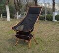 Ultraleve Lua Dobrável Lazer Cadeira de Acampamento com Saco portátil para Caminhadas Ao Ar Livre Viagem Picnic CHURRASCO Pesca De Praia 2016