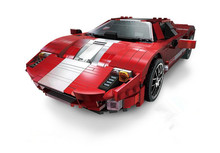 New Genuine Technic The Red Phantom Classic Racing Car Building Blocks Compatible with Lepin Toys Bricks Best Gift For Children lepin 20057 genuine technic mechanical series ultimate extreme adventure car building blocks bricks compatible with lego 42069