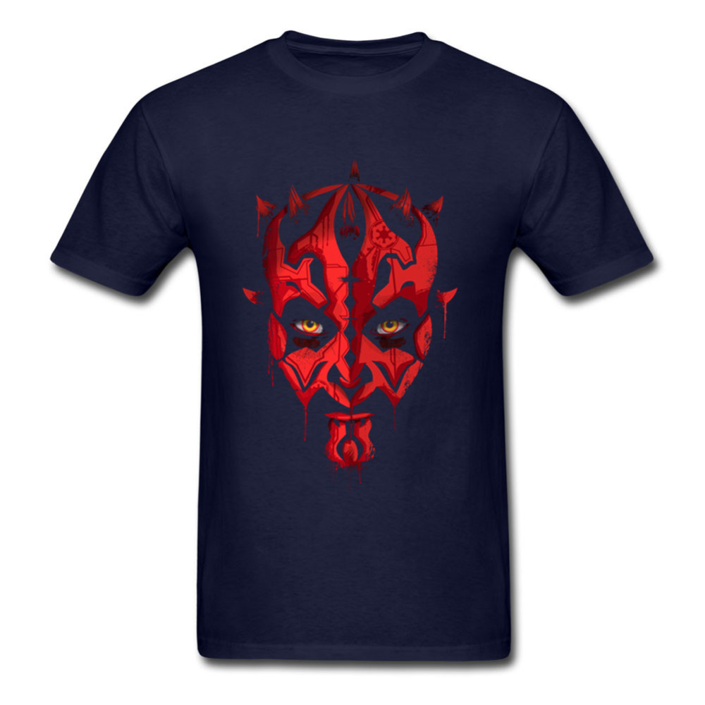 159 Best Star Wars T Shirts Images On Pinterest: New Cool Men Funny T Shirt Star Wars Darth Maul Emerges T