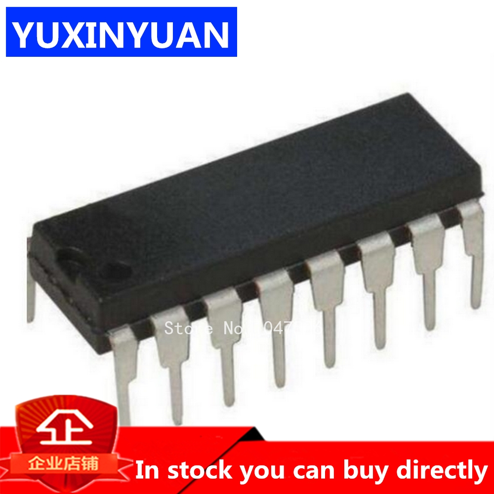 Brand New Original MX1919 MX1919L In-line DIP-16 Motor Driver Chip Can Be Photographed Directly 5pcs/lot