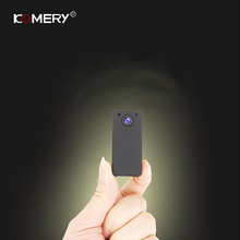 Kpay Mini Camera HD Camcorder Night Vision WiFi Connect Remote Monitor Automatic Reminder Small Video With Mic & 32G Card