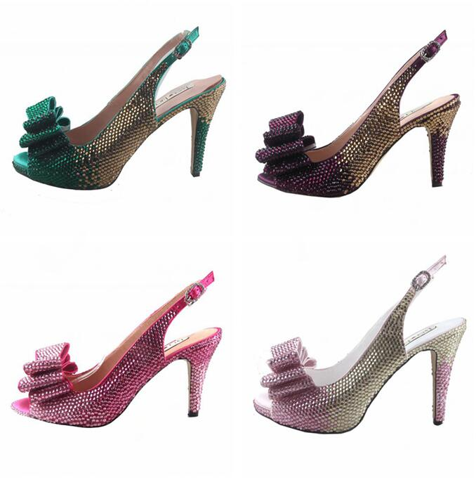 Lumière Peep Or green purple Made Rose Orange Custom De Pompes royal Talons Mariée Escarpins Toe Blue Color Any lavender customize pink red yellow sliver Cristal Blue blue white gold Femmes Mariage mint peach Green fuchsia Chaussures Robe Dhl navy Chs893 Hauts Bow Green Gold turquoise ivory champagne dark q4zXwEtX