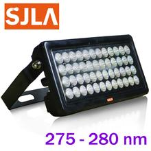 280nm Sterilization Led UV GEL Curing Lamp Printing Machine Ink Silk Screen Version Ultraviolet Metal Glass Black Light
