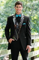 2017 Unique Camo Mens Blazer Designs Farm Wedding Camouflage Suit Men Slim Fit Tuxedos Custom Made Blazers Slim Fit Suit Jacket2