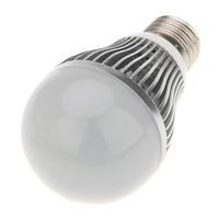 Pure Daylight Sensor E27 Edison Globe Light Bulb 6W 8W 10W Aluminum Housing For Home Lighting
