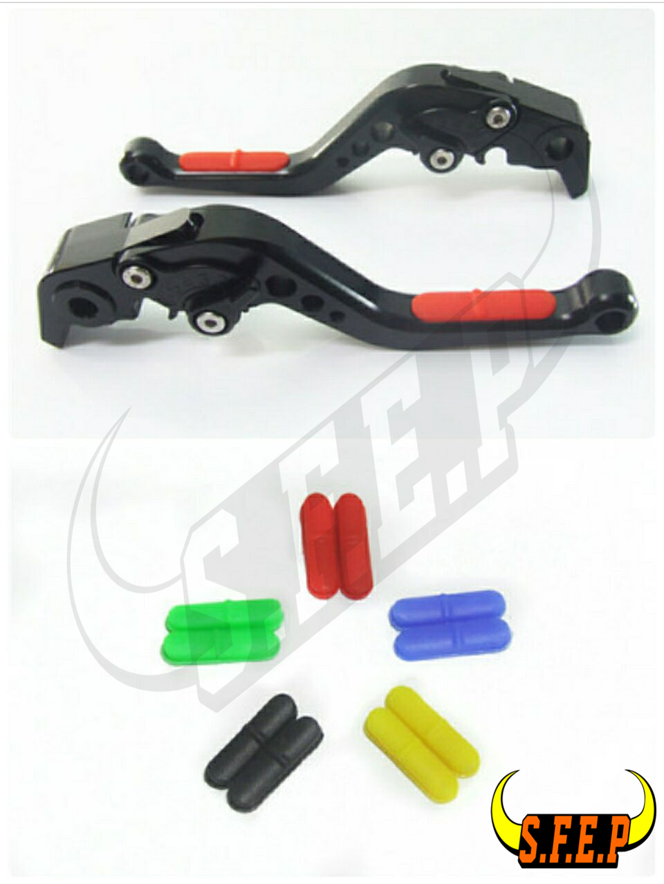 CNC Adjustable Motorcycle Brake and Clutch Levers with Anti-Slip For Kawasaki Z750R 2011-2012 2016 motorcycle mixed colors adjustable lever regular cnc dual color brake clutch levers for kawasaki z1000 z750r 2011 2012