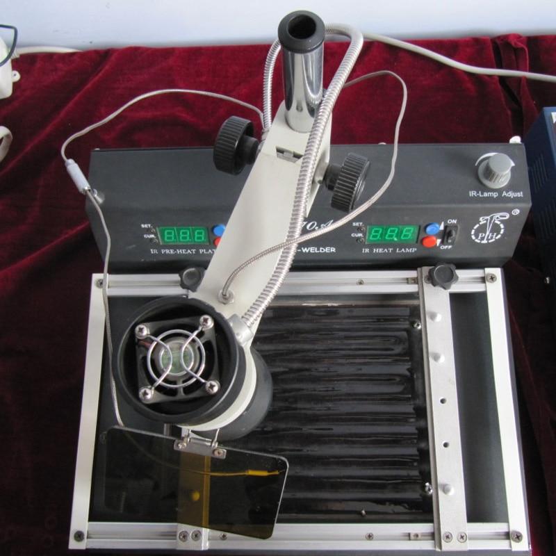 Įgaliota PUHUI T-870A BGA IRDA suvirintojo infraraudonųjų litavimo - Suvirinimo įranga - Nuotrauka 4