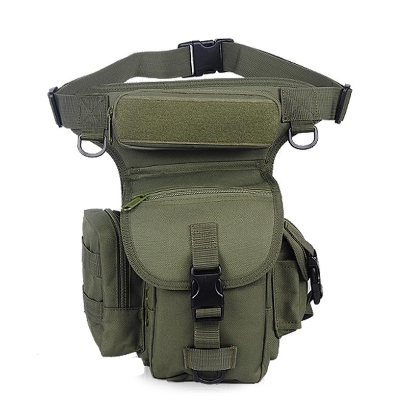 Motorcycle Leg Bag Bike Cycling Thigh Pack Waist bag Belt Tactical Bag Multi-purpose Black Hot Sale Mens Travel bag