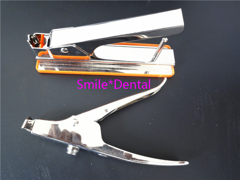 1 set Dental Capsules Activator and Applier Capsules Activator and Applier Gun gurpreet kaur deepak grover and sumeet singh dental mobility and splinting