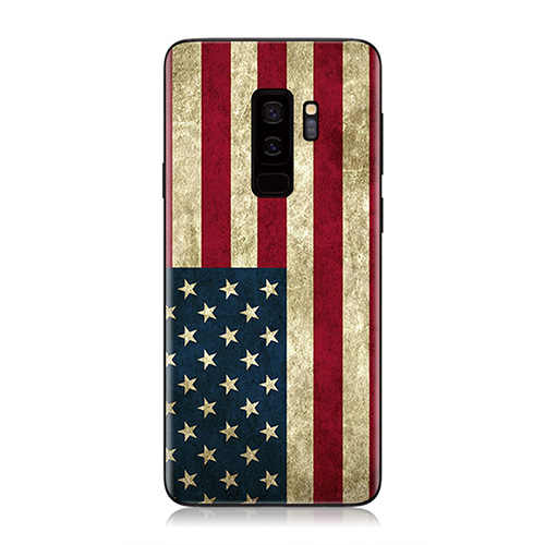 S9 плюс модный поливинилхлоридный Стикеры наклейка для мобильного телефона с паста Защитная пленка для samsung Galaxy S9 плюс