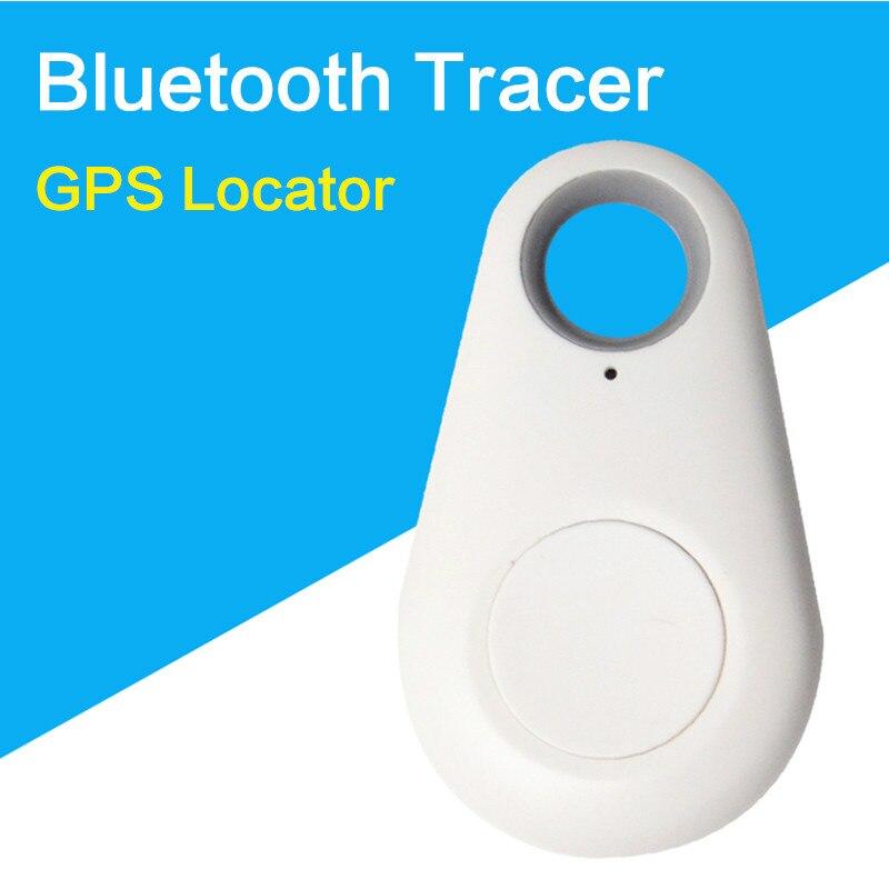 Smart Wireless Bluetooth Tracer 4 0 GPS Locator Alarm Mini Tag for Anti lost Anti Theft