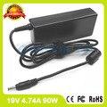 19 В 4.74A ноутбук адаптер переменного тока PA-1900-08R1 DC895A # ABA 393354-001 зарядное устройство для Compaq Business Notebook NC8200 NC8210 NC8220 NC8230
