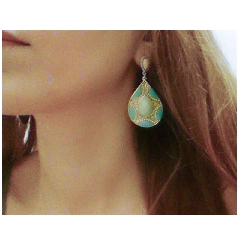Women's Ethnic Ornamental Earrings Earrings Jewelry Women Jewelry