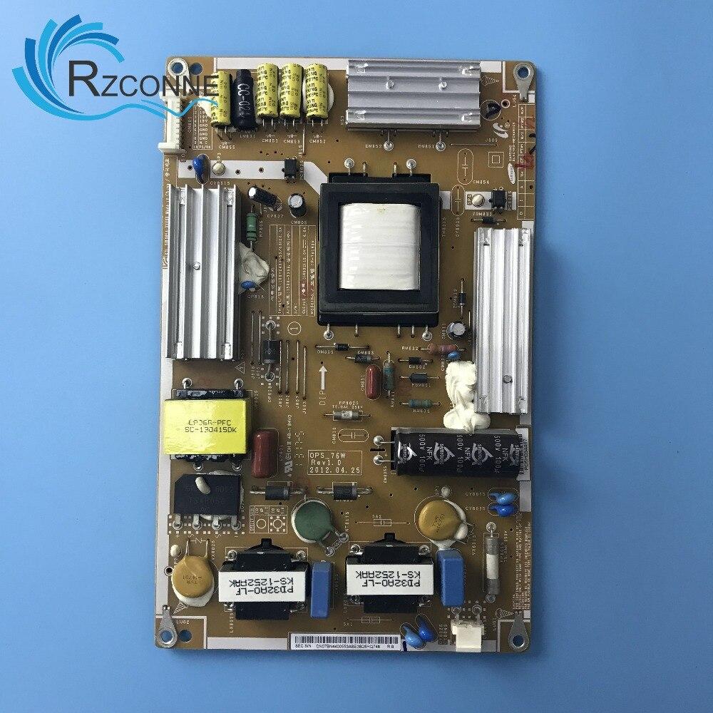 Power Board Card Supply For Samsung TV BN44-00553A OPS-76W Rev1.0 IP-76190A LH75EDDPLGC LH65EDDPLGC/XF LH40DECPLBA LH82DMDPLBA