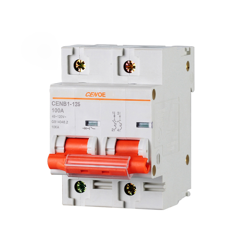 HTB1oSzwX8cXBuNjt biq6xpmpXag - free shipping 2p DC120V 63A 80A 100A 125A DC circuit breaker mcb breaker for global electrically driven vehicle user 2018 newly