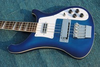 Vicers High quality custom custom electric guitar bass guitar string Blue NEW 4 Free Shipping
