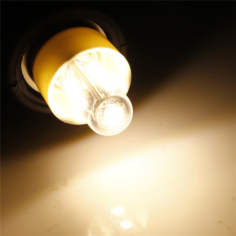 E14 1W LED Light Bulb 5050SMD 7led Corn Lights Fridge Candle Light Spotlight Bulb Energy Saving Led Lamp Lighting AC220-240V