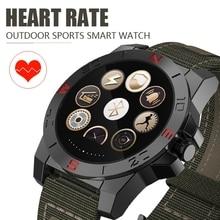 2016 SmartWatch N10B MTK2501 Outdoor Smartwatch Pulsmesser Kamera Wasserdicht anti-verlorene Sportuhr Für IOS & Android